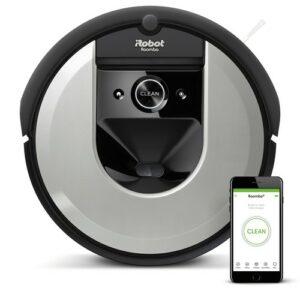 iRobot Robotdammsugare Roomba i7+ 7550 | Billig